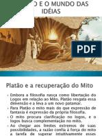 PlatÒo e a academia antiga