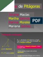 Teorema de Pitagora s 1