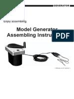 Basic Electricity Generator