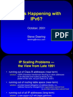 Deering Ipv6 Talk