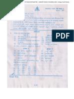 Eamcet 2010 Medical Paper