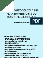 7 (Anti)Metodologia de Planejamento Fisico