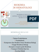 BIOKIMIA Sistem Hematologi 2010