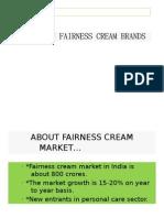 01 Fairness cream research