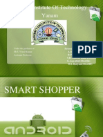 Smartshopper Ppt
