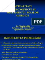 Actualitati Diagnostic Si Tratament Alergii 14 Febr 2011 Final