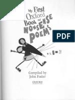 Oxford Book of Nonsense