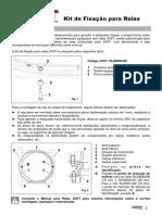 Manual Kit de Fixacao Ralas