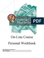Bill Glazer - Creating Copy That Sells Workbook