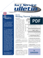 Winding Thermal Protection