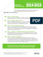 2014-15 PFS Workbook