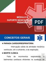 MÓDULO III RCP CRIANÇA