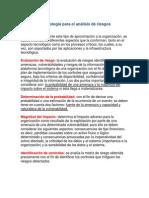 08_feb_Metedología para el análisis de riesgos