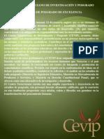 Centro Veracruzano de Investigación y posgrado
