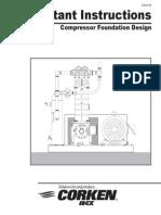 Compressor Foundation Design