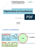 Aula4_Trigonometria Na Circunferencia