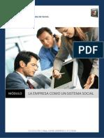 Empresa Sistema Social 2014