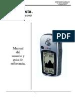 Manual Etrex Vista Español