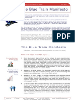 IC3-Blue Train Manifesto