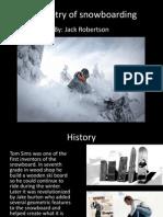 snowboarding math