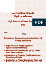 L9-High Pressure VLE - EOS