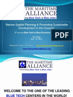 Marine Spatial Planning & Promoting Sustainable Development in the Oceans
