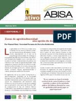 Boletín 2 del Proyecto Abisa - Agrobiodiversidad y Soberania Alimentaria