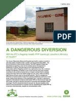 A Dangerous Diversion