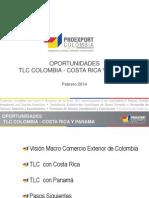 Oportunidades Tlc Costa Rica-panama