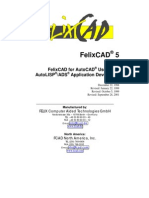 Fcad5 for Acad Users