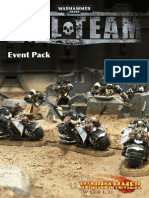 Kill Team Rules Pack 2013. Campaign ideas.