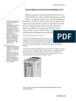 Oracle SL150 Datasheet (Cast)