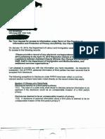 Tory Melnick FIPPA —Letter 2