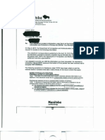 Tory Melnick FIPPA —Letter 1