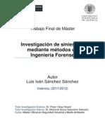 Trabajo final de máster - Luis Iván Sánchez Sánchez