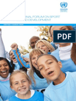 Brochure Sport and Peace 2013 En