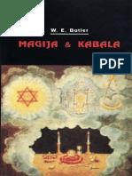 W E Butler - Magija i Kabala