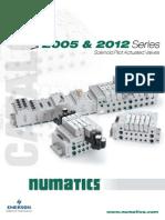 Numatics Catalogo de Valvulas