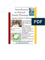An Introduction to Natural Family Planning