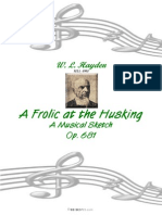 the Frolic at the Husking