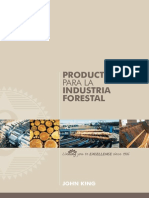 Catalogo John King Forestal