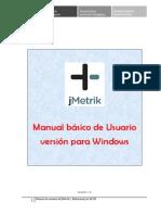 Manual - Jmetrik
