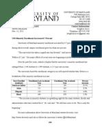 minority enrollment press release