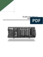 DirectLogic205 Manual