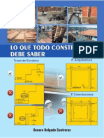 Libro_genaro Delgado_lo Que Todo Constructor Debe de Saber
