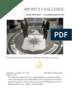 The CIA Impunity Challenge