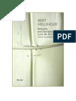 Hellinger Bert - Religion Psicoterapia Cura de Almas