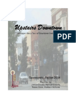 cedar falls main street sponsorship packet