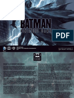batman miniatures rulebook