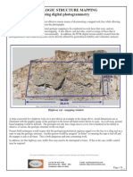 Geologic Structure Mapping